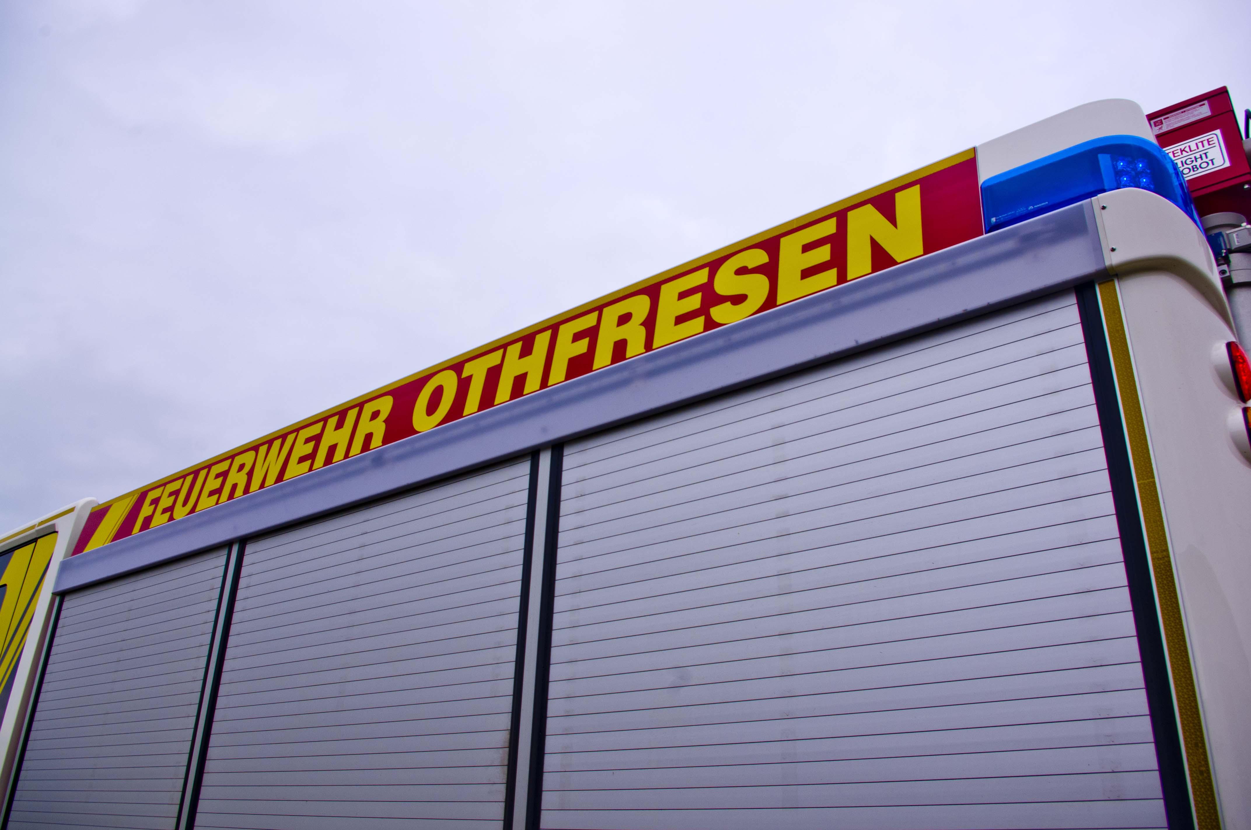 Nächtlicher Feueralarm in einem Alten- und Pflegeheim