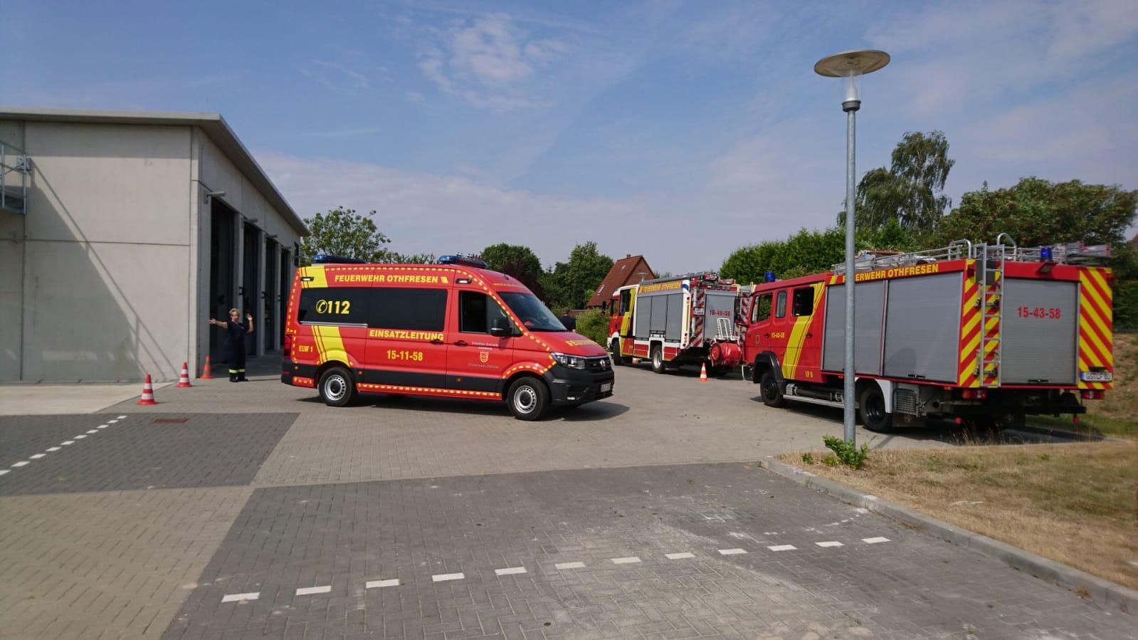Ausbildung mit der Verkehrswacht Goslar